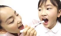 3歯磨き指導